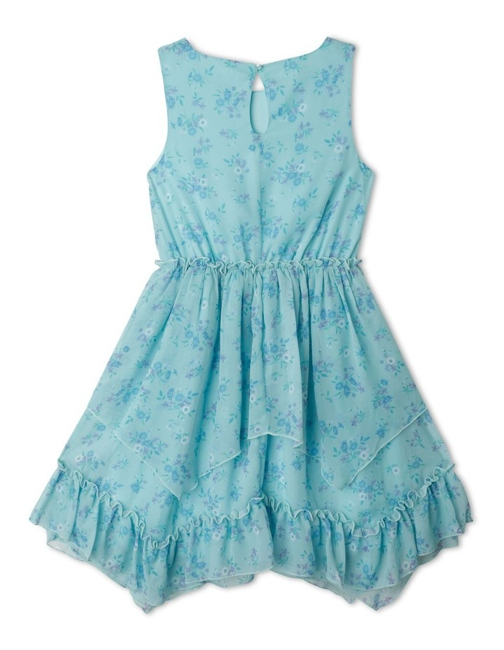 Courtney Tiered Midi Dress (9-16 Years) image 2