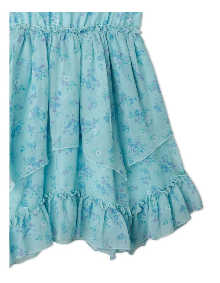 Courtney Tiered Midi Dress (9-16 Years) image 5