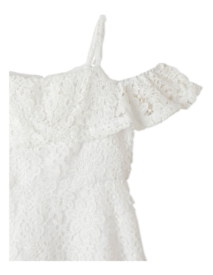 Adrienne Cold Shoulder Dress (9-16 Years) image 2
