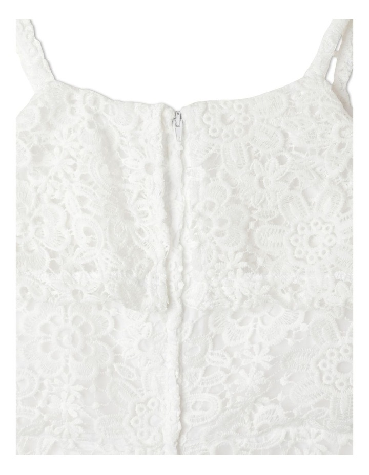 Adrienne Cold Shoulder Dress (9-16 Years) image 4