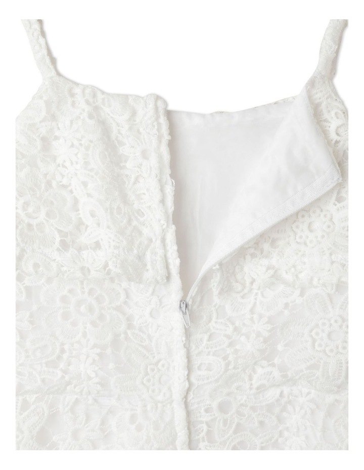 Adrienne Cold Shoulder Dress (9-16 Years) image 5