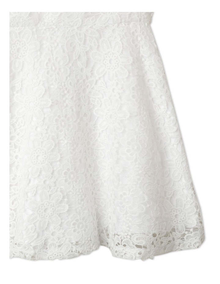 Adrienne Cold Shoulder Dress (9-16 Years) image 6