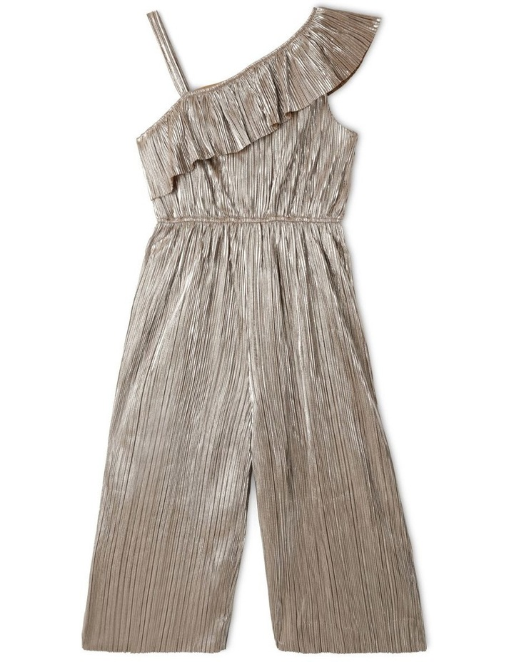 Daisy One Shoulder Playsuit (9-16 Years) image 1