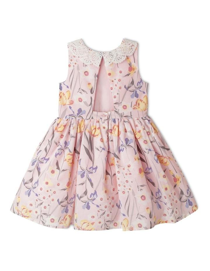 Annabelle Peter Pan Collar Dress (1-8 Years) image 2
