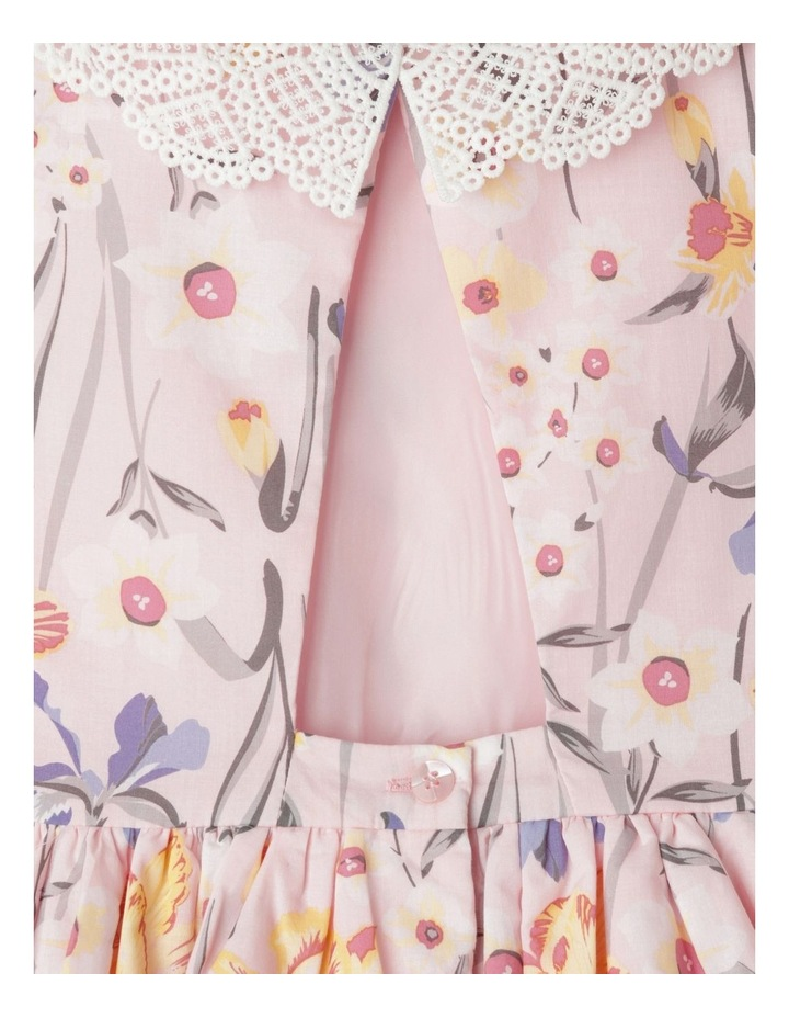 Annabelle Peter Pan Collar Dress (1-8 Years) image 5