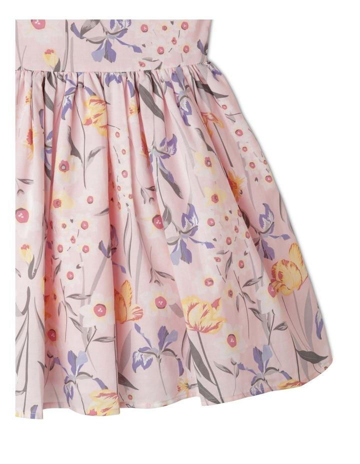 Annabelle Peter Pan Collar Dress (1-8 Years) image 6
