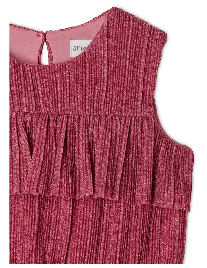 Jessie Pleated Chiffon Dress (1-8 Years) image 2