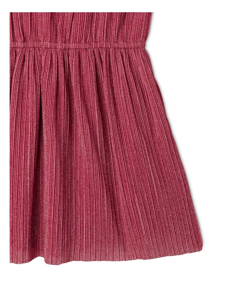 Jessie Pleated Chiffon Dress (1-8 Years) image 4