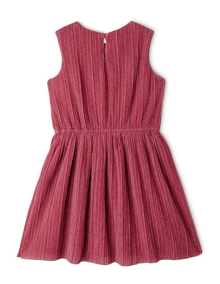 Jessie Pleated Chiffon Dress (1-8 Years) image 5