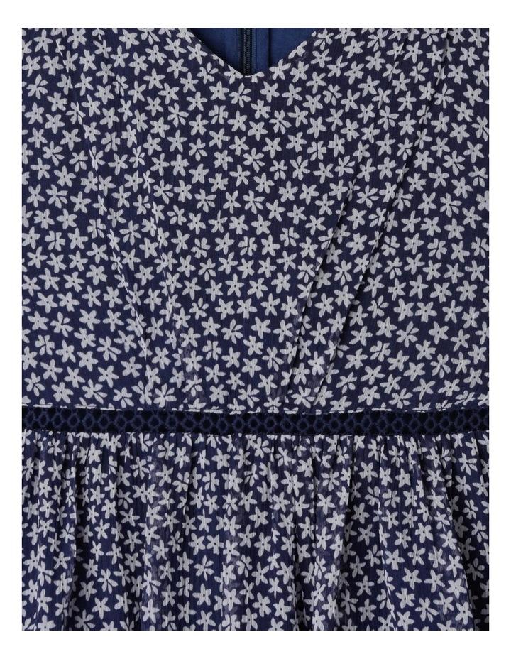 Bailey Crinkle Chiffon Dress (9-16 Years) image 2