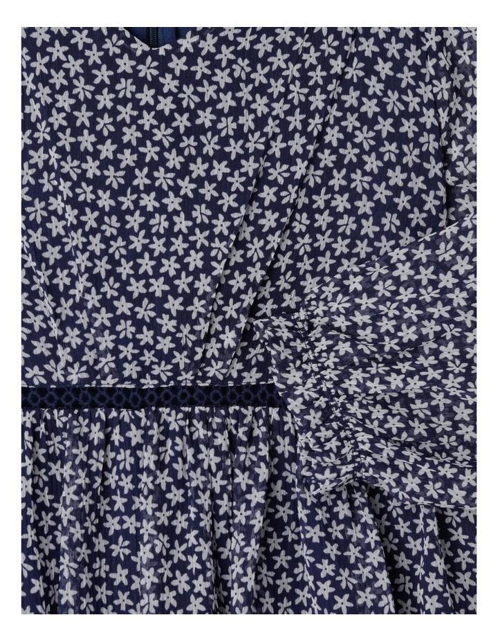 Bailey Crinkle Chiffon Dress (9-16 Years) image 3