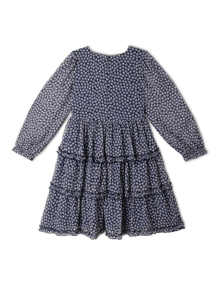 Bailey Crinkle Chiffon Dress (9-16 Years) image 4