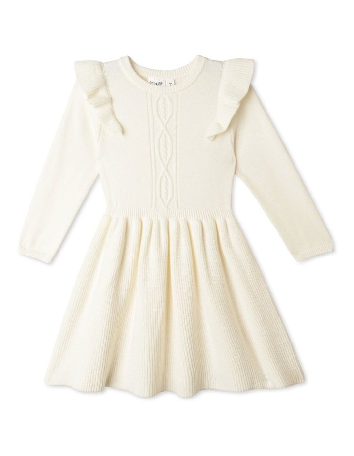 Anthea Skater Dress With Ruffles (1-8 Years) image 1