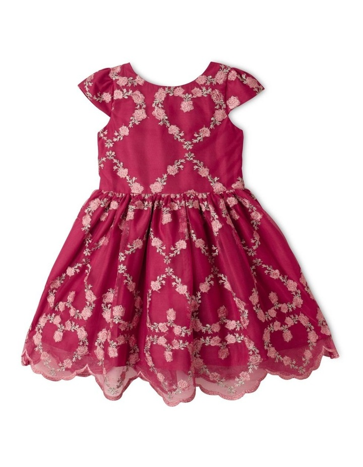 Isabella Mesh Party Dress (1-8 Years) image 1