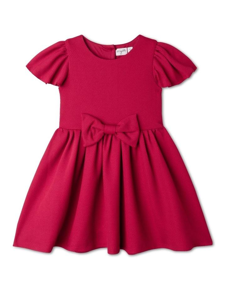 Stella Textured Knit Dress (1-8 Years) image 1