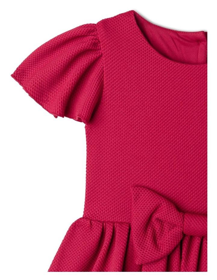 Stella Textured Knit Dress (1-8 Years) image 2