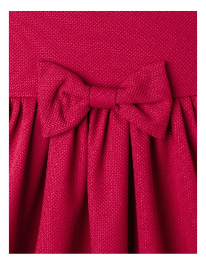 Stella Textured Knit Dress (1-8 Years) image 3