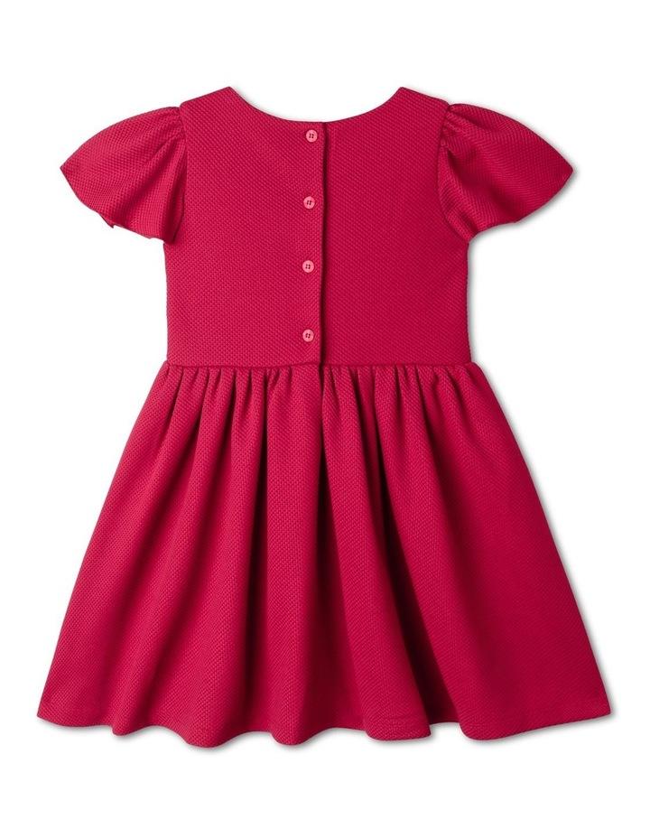 Stella Textured Knit Dress (1-8 Years) image 4