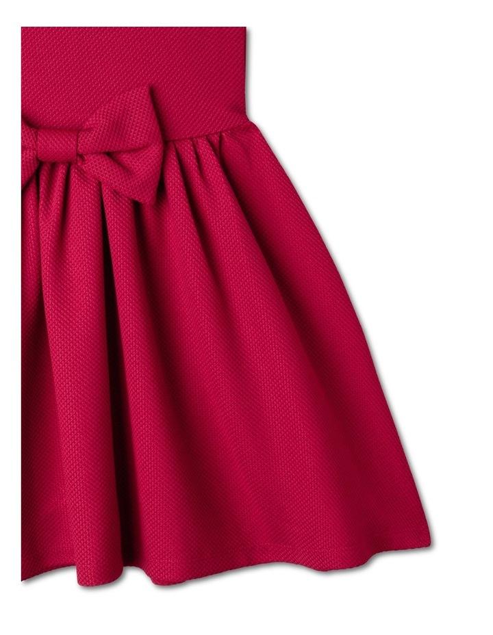 Stella Textured Knit Dress (1-8 Years) image 6