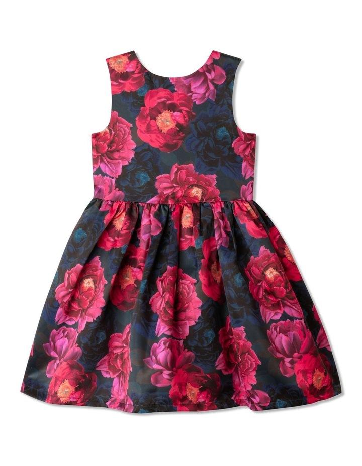 Sophie Satin Dress (1-8 Years) image 1