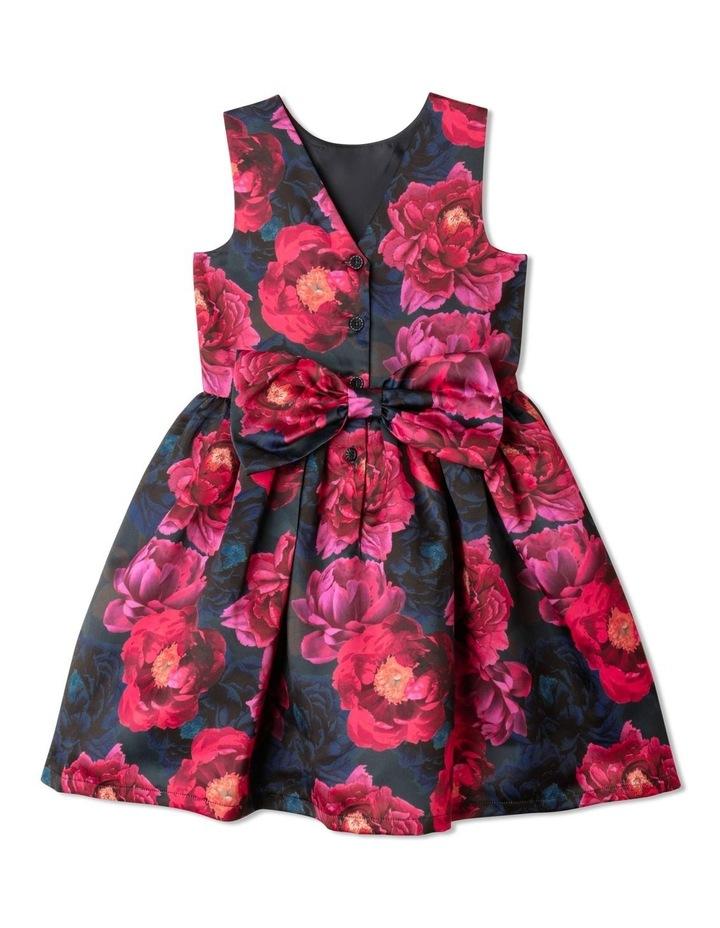 Sophie Satin Dress (1-8 Years) image 3