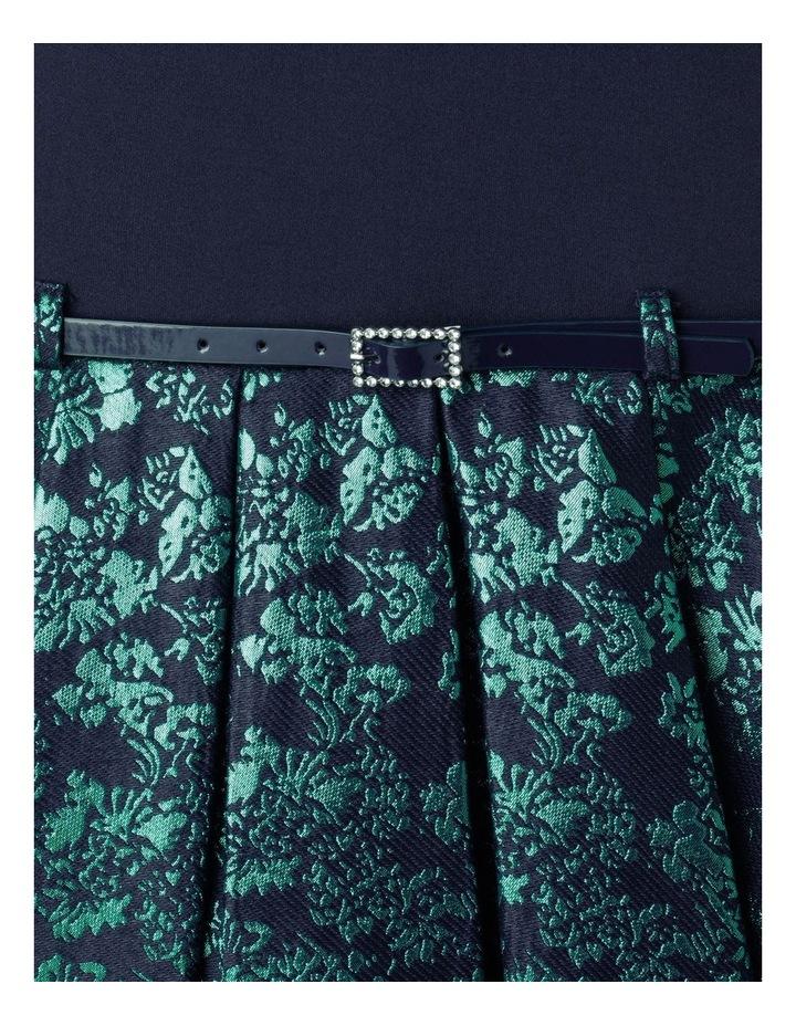 Penny Jacquard Skirt Dress (9-16 Years) image 2