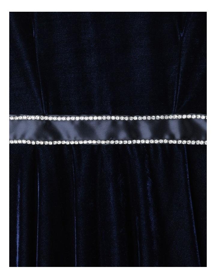 Luna Velour Dress (9-16 Years) image 6
