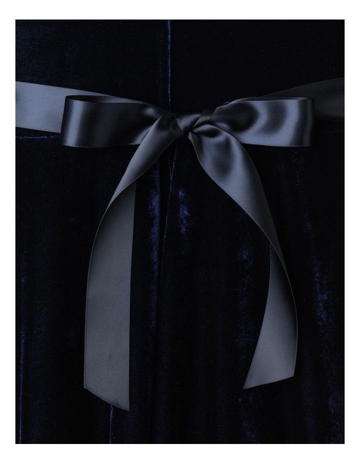 Luna Velour Dress (9-16 Years) image 7