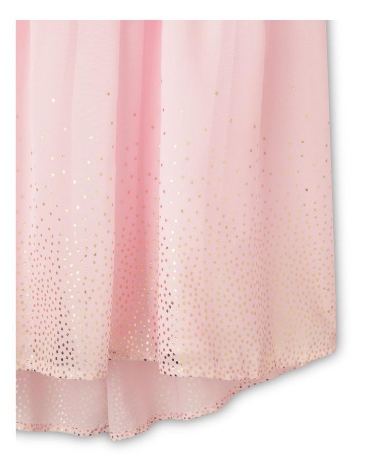 Jade Chiffon Dress (9-16 Years) image 4