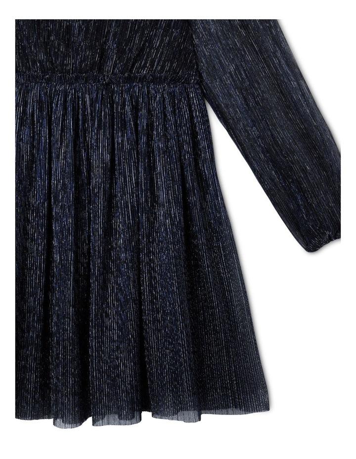 Daisy Shimmer Net Dress (9-16 Years) image 3