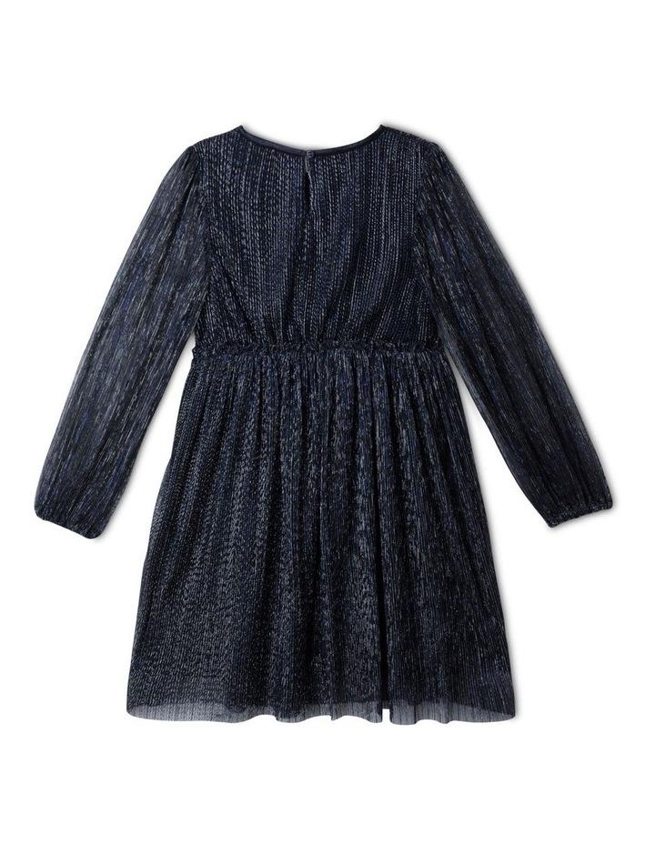 Daisy Shimmer Net Dress (9-16 Years) image 4