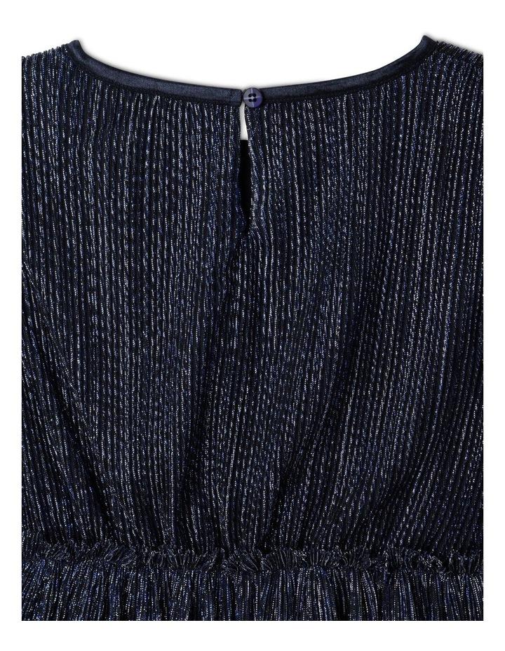 Daisy Shimmer Net Dress (9-16 Years) image 5