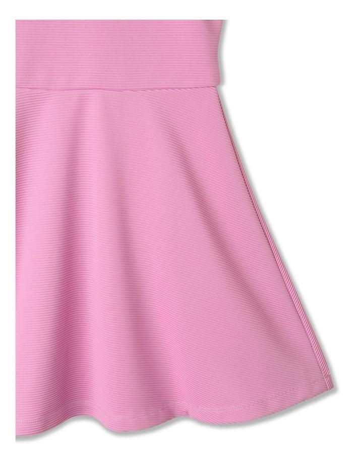 Sienna Ruffle Sleeve Dress Lilac image 4
