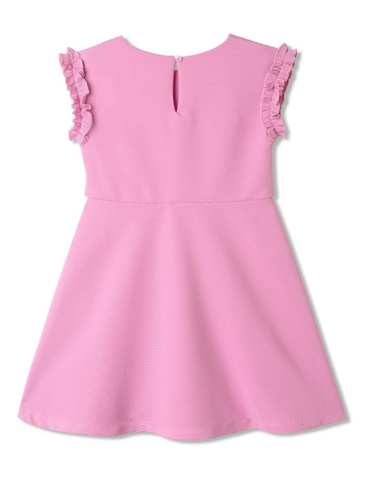 Sienna Ruffle Sleeve Dress Lilac image 5