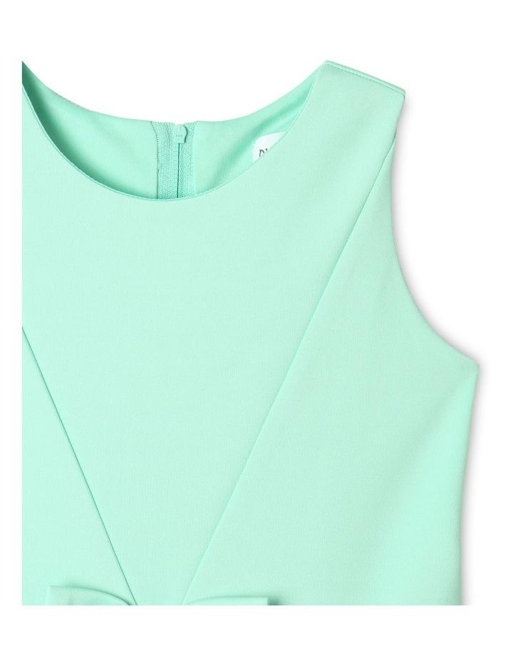 Lucy Scuba Knit Dress Mint image 2
