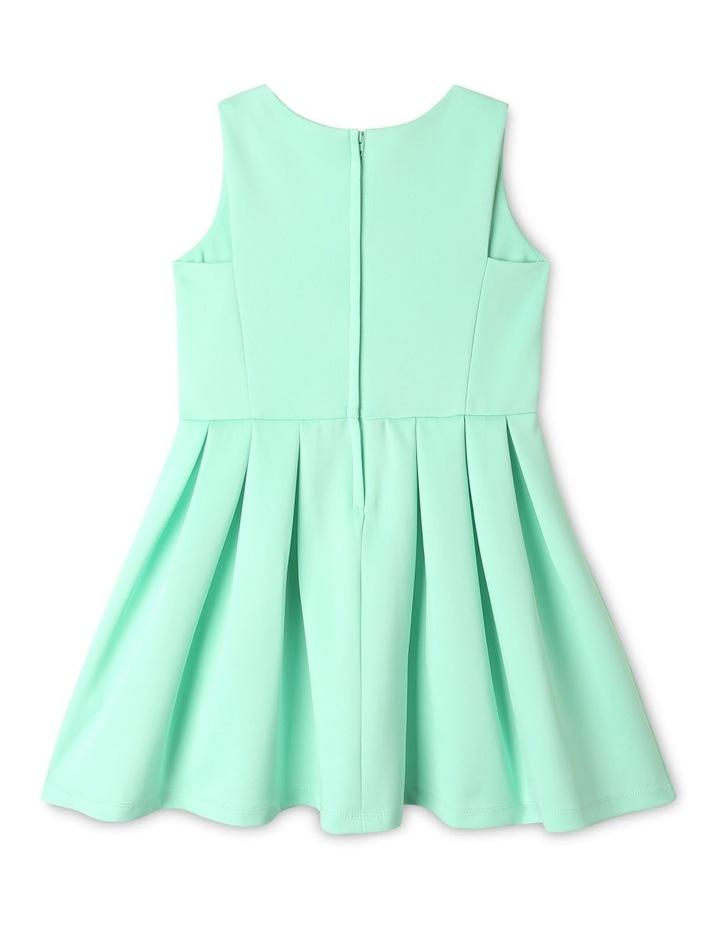 Lucy Scuba Knit Dress Mint image 5