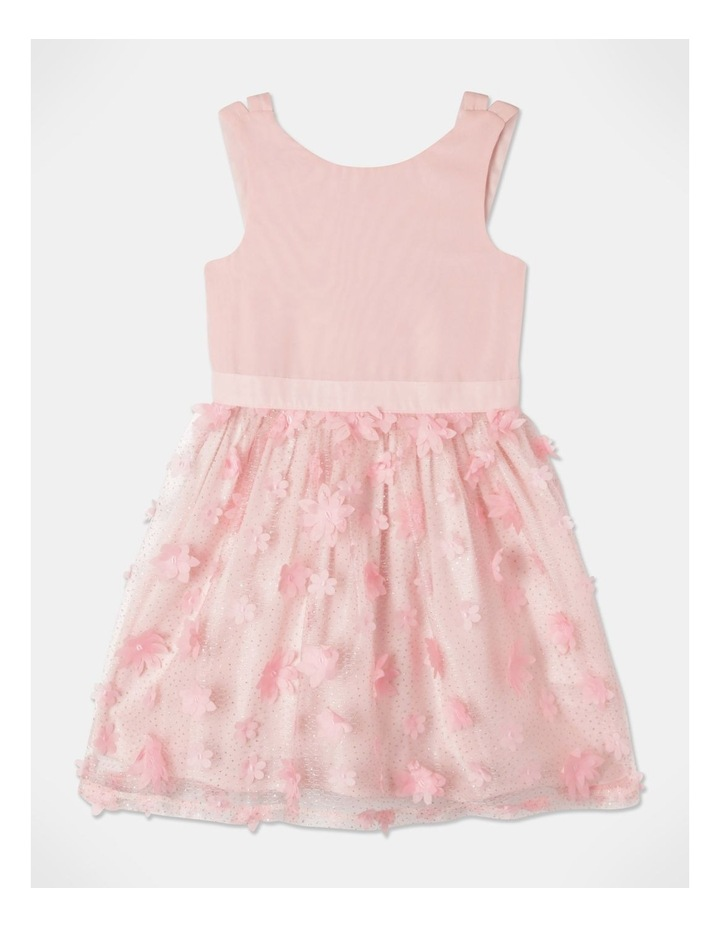 Sophie Bow Back Floral Dress (1-8 Years) image 1