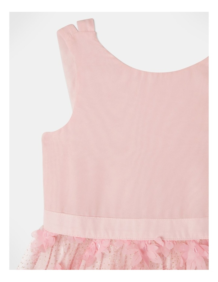 Sophie Bow Back Floral Dress (1-8 Years) image 3