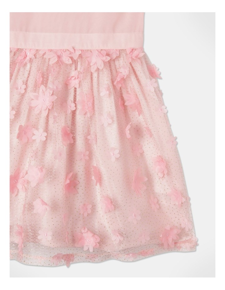 Sophie Bow Back Floral Dress (1-8 Years) image 4