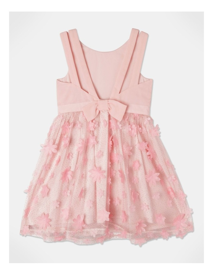 Sophie Bow Back Floral Dress (1-8 Years) image 5