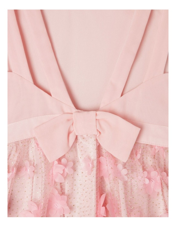 Sophie Bow Back Floral Dress (1-8 Years) image 7