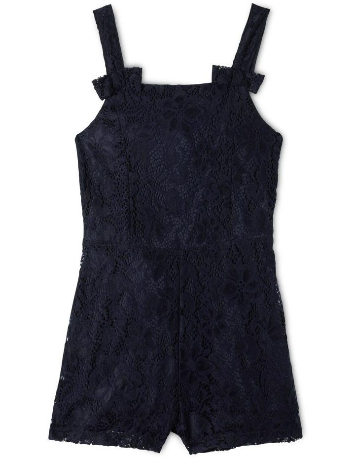 Grace Woven Lace Playsuit (size 9-16) image 1