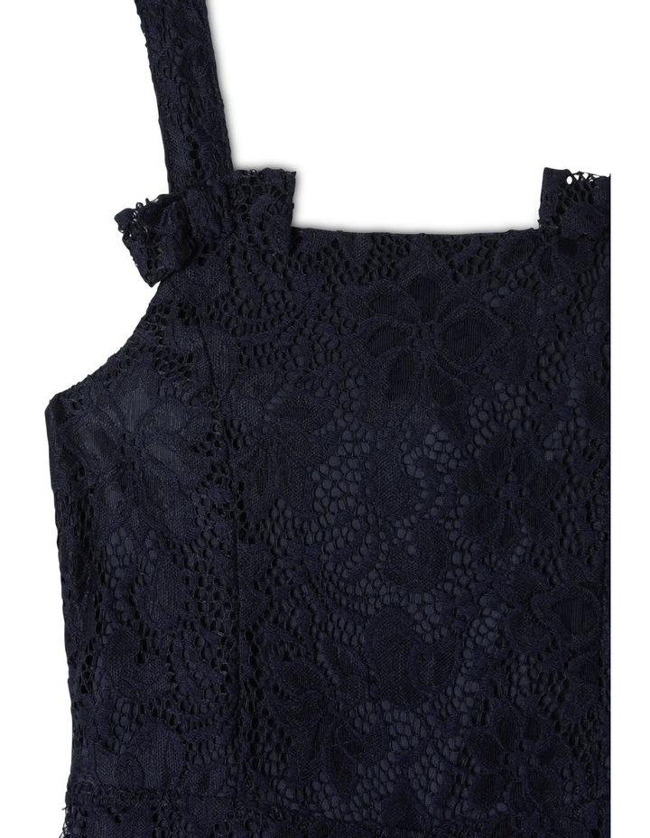 Grace Woven Lace Playsuit (size 9-16) image 2