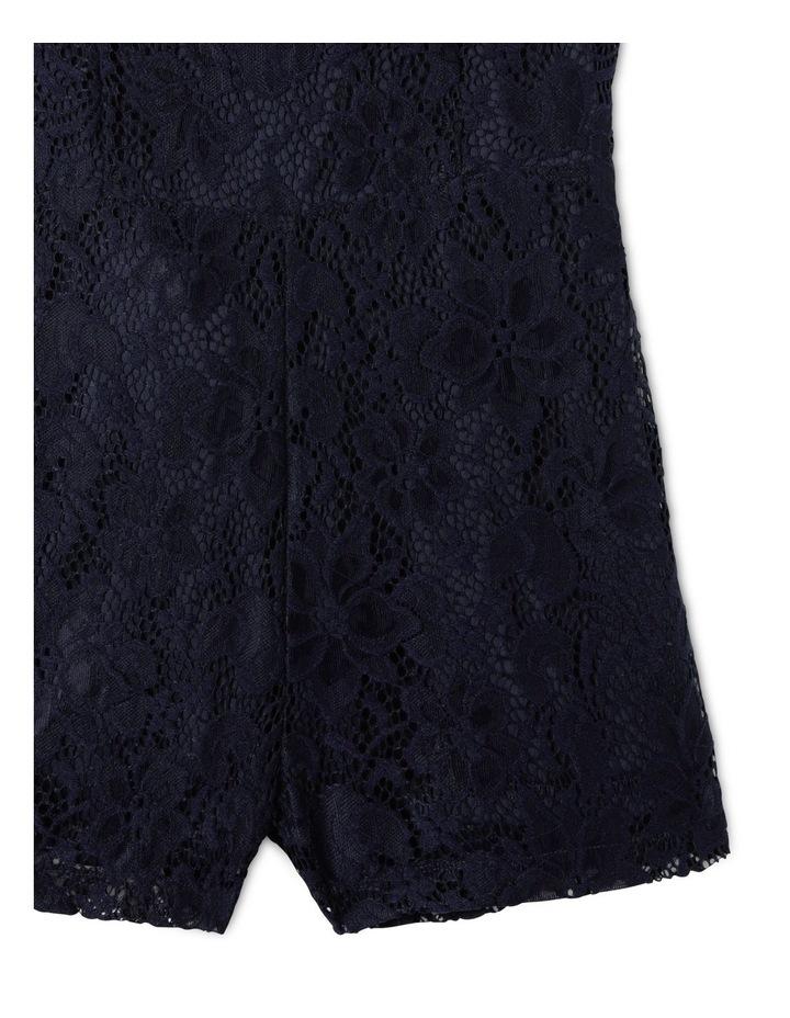 Grace Woven Lace Playsuit (size 9-16) image 4