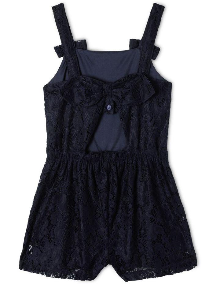 Grace Woven Lace Playsuit (size 9-16) image 5
