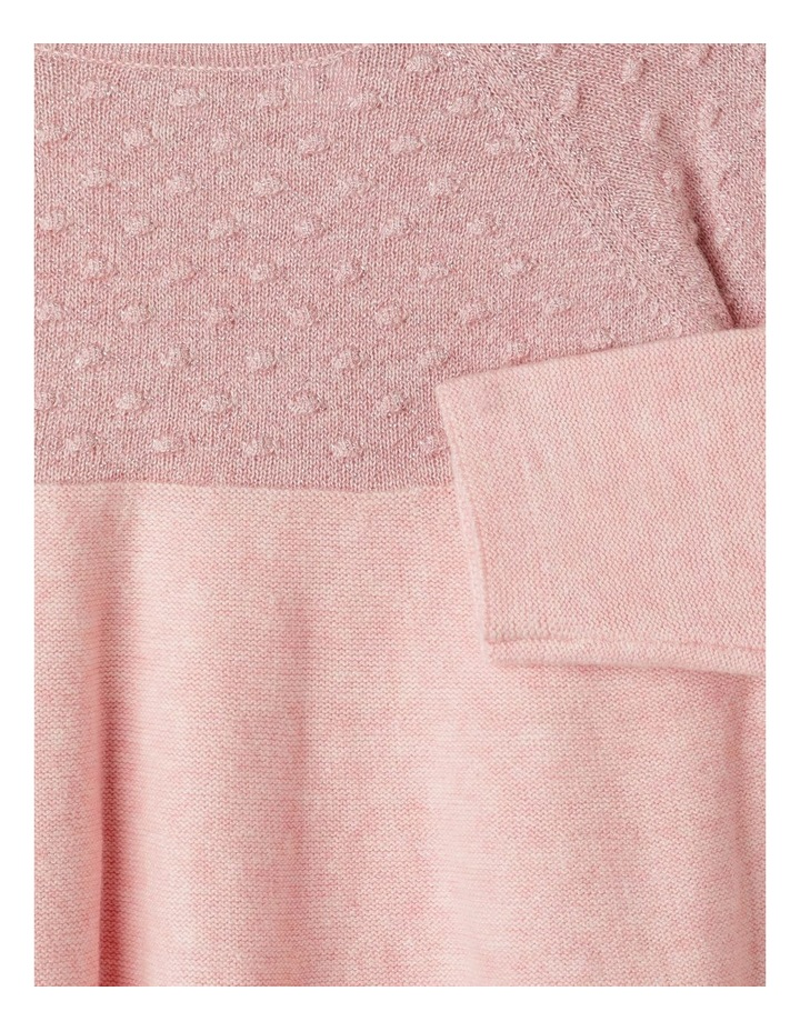 Annabelle Knitted Dress With Headband (00-1 Years) image 3