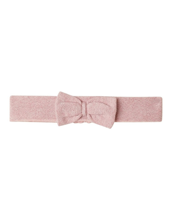 Annabelle Knitted Dress With Headband (00-1 Years) image 6