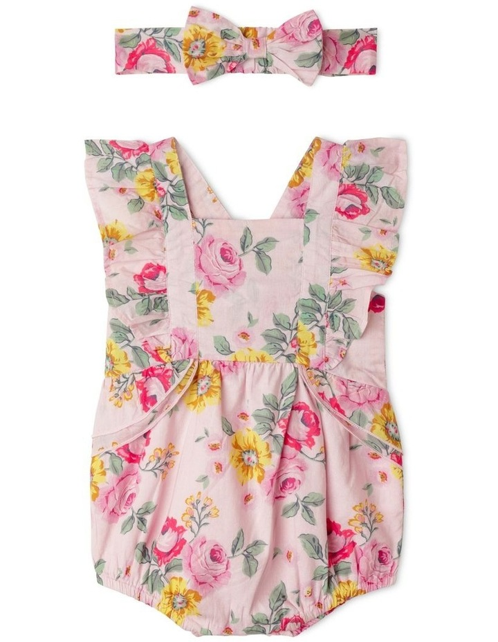 Audrey Romper With Headband (00-1 Years) image 1