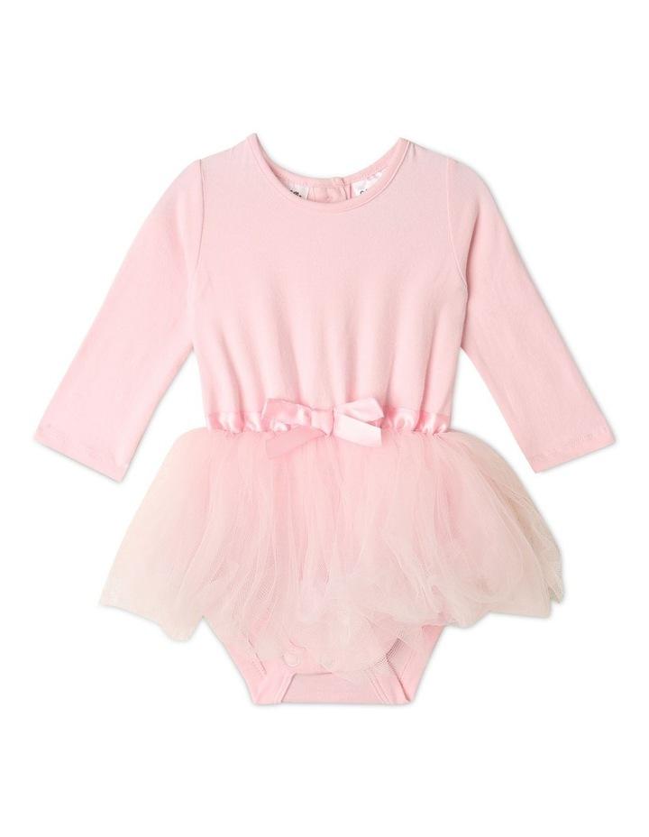 Eden Tutu Bodysuit Light Pink image 1