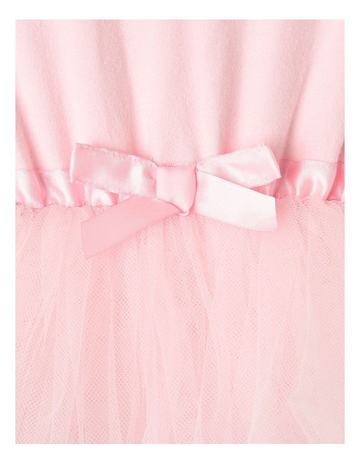 Eden Tutu Bodysuit Light Pink image 2